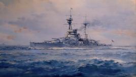 Royal Sovereign Class battleship 1927
