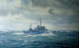Bangor Class minesweeper