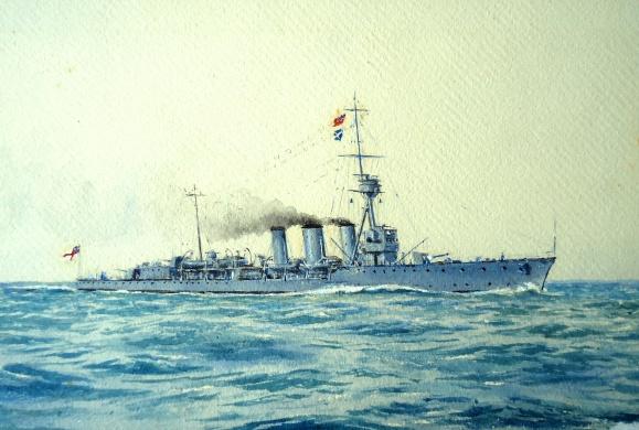 HMS CAROLINE