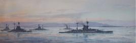 Royal Sovereign Class battleships, 1920
