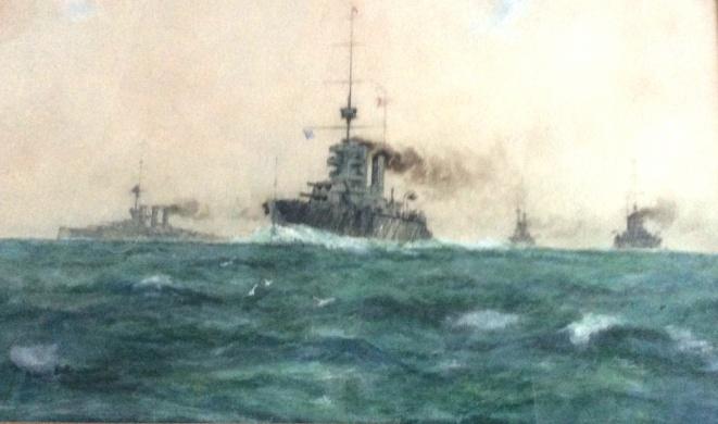 Beatty's Battle Cruisers