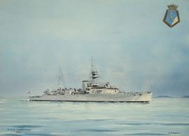 HMS VINDICTIVE