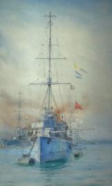Light cruisers 1916 -