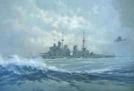 HMS KING GEORGE V - Atlantic patrol 1941