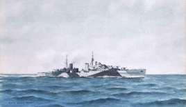 HMS BLACK PRINCE