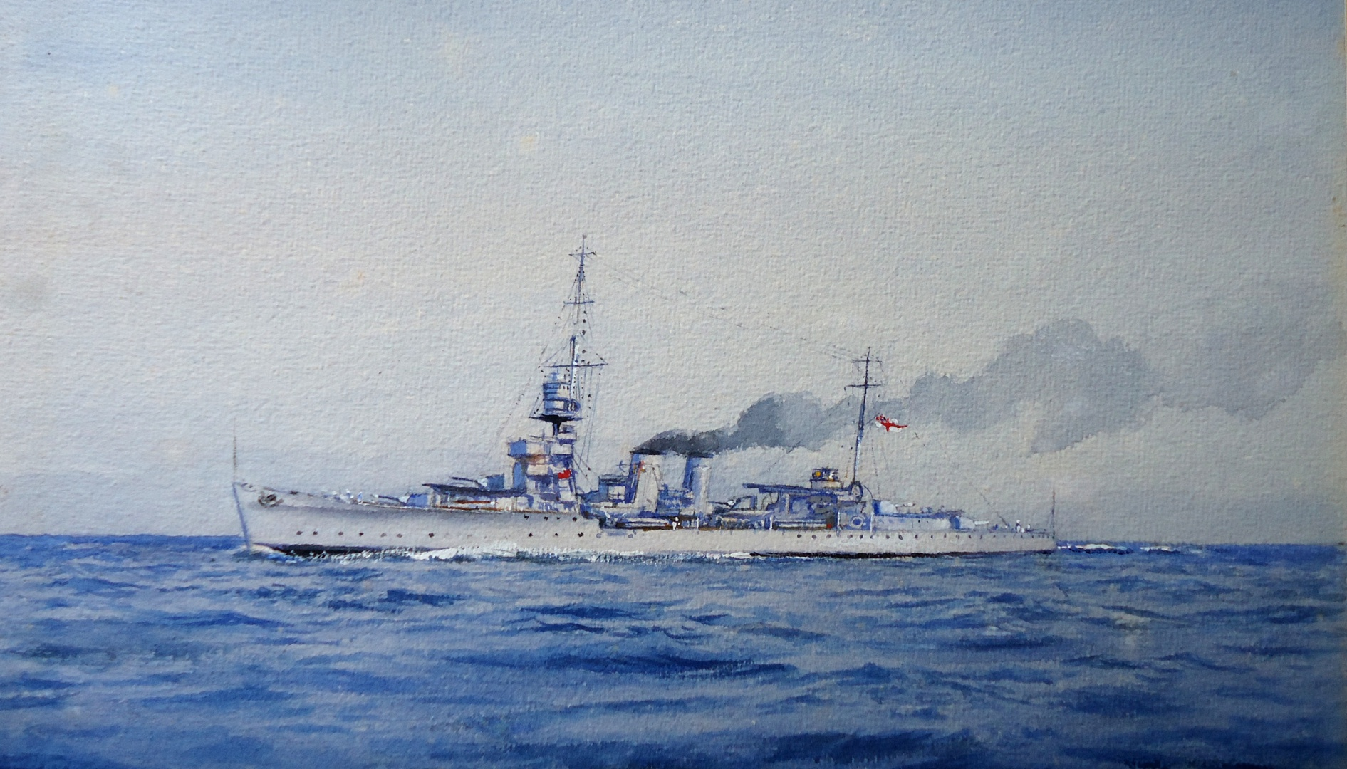 C Class cruiser c. 1920-30