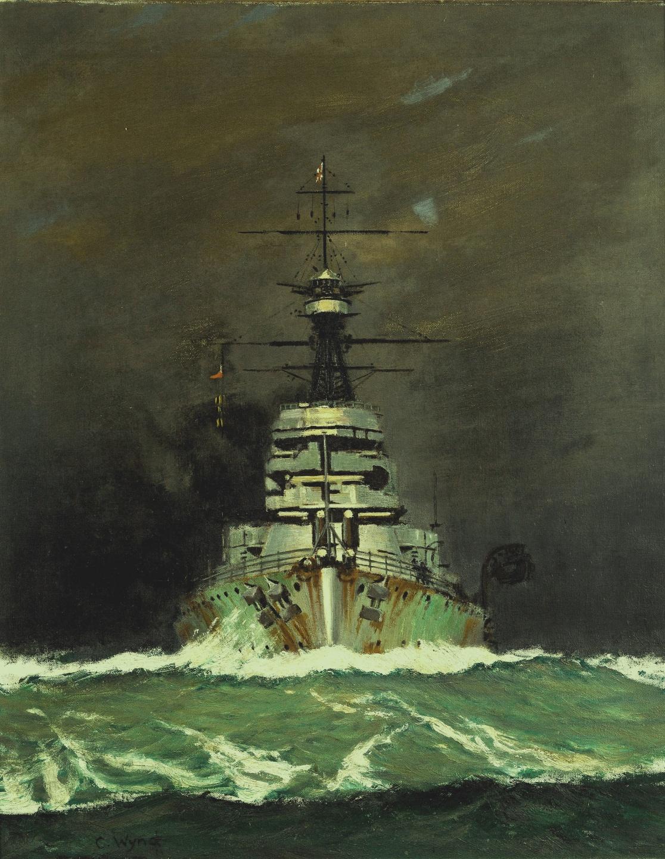 The Story of HMS Revenge