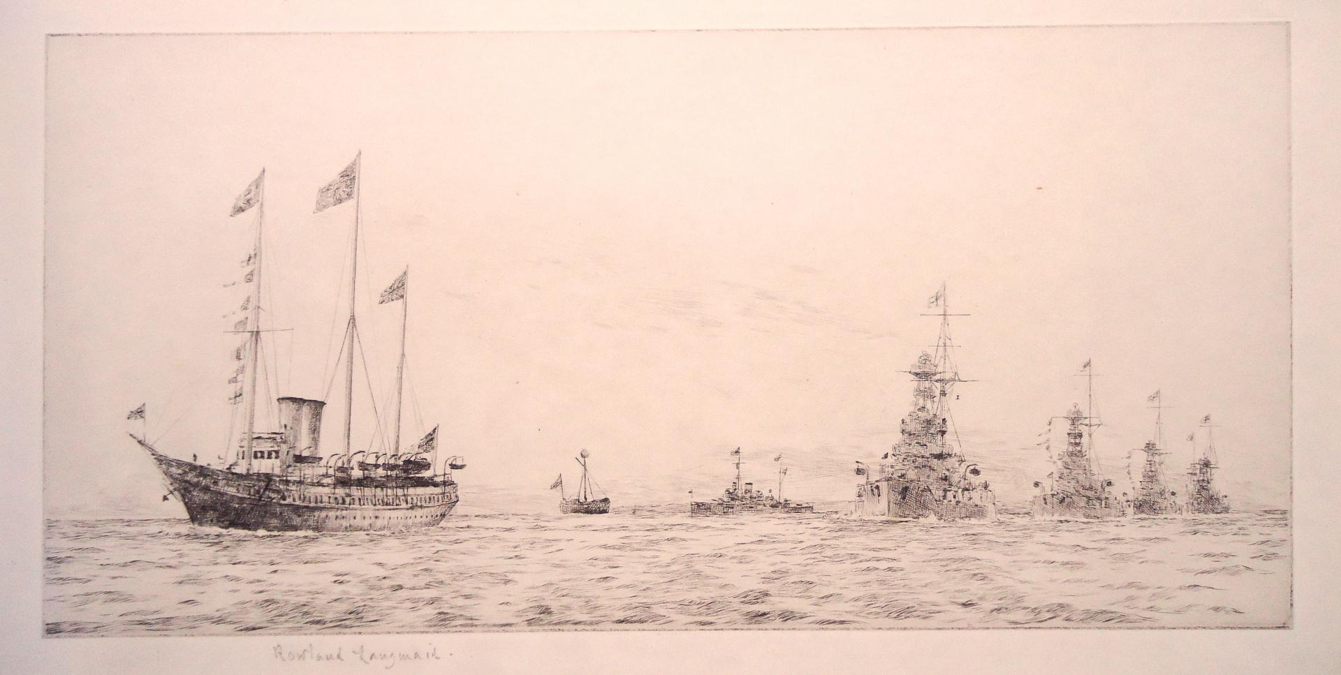 Fleet Review 1935