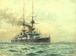 HMS RENOWN of 1895